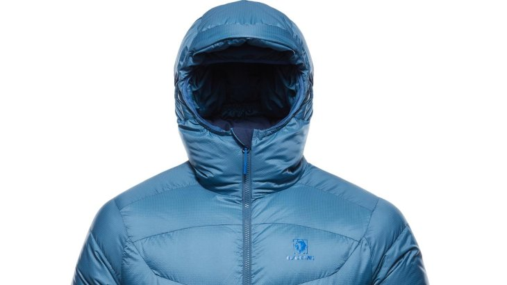 BLACKYAK – HOODED ACTIVE DOWN JACKET