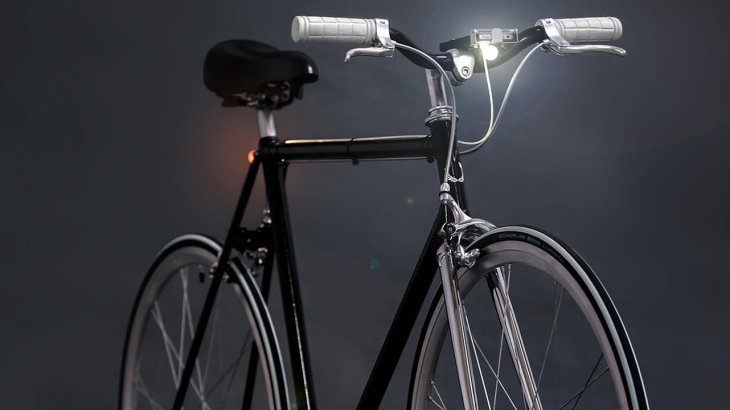 SMART LUXX – Smartphone - bike light kit