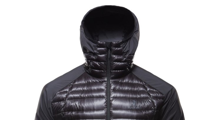 BLACKYAK – LIGHT DOWN INSULATION STRETCH JACKET