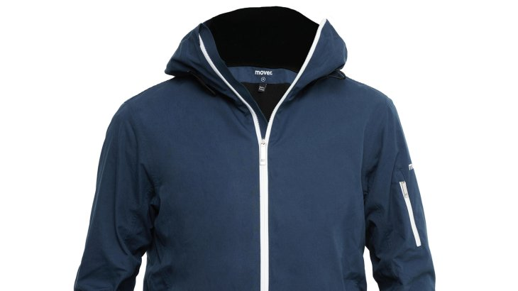 MOVER – Cotton Wool Anorak