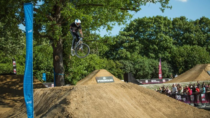 At the MTB FISE World Series in Reims the people were able to see the best MBT Sport Stars.