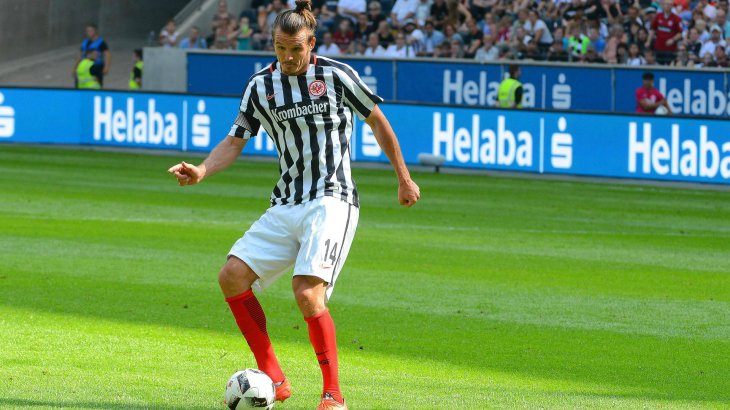 The brewery Krombacher will sponsor Eintracht Frankfurt until 2017, and is paying about 5.5 million euros.