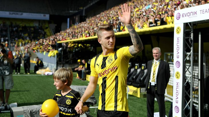 The jersey sponsorship for Borussia Dortmund is costing Evonik 20 million euros.