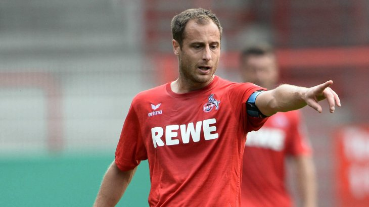 1. FC Köln is offering up its front to Rewe for only 5 million euros.