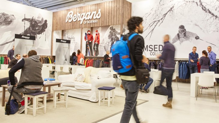 Bergans of Norway at ISPO MUNICH 2017