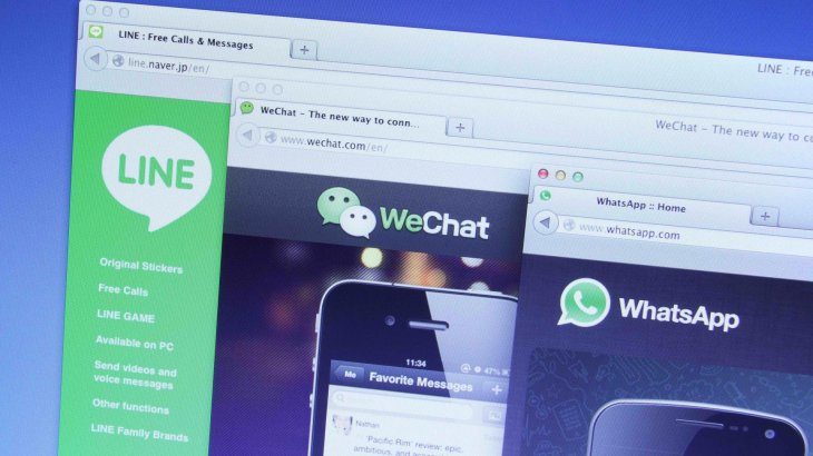 "Another important role plays the app ""WeChat"". The platform is Facebook, WhatsApp and more all in one. About one third uses the app for online shopping as well."