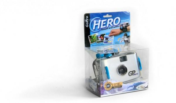 GoPro has long been a big player on the world market for action sports recordings. At ISPO Brandnew 2005, the brand's rise began with the GoPro Hero.
