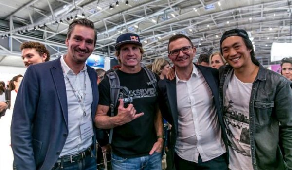 ISPO Brandnew takes place for the 30th time at the ISPO Munich 2018