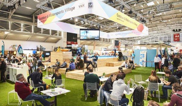 eca0c1f3ded29b Outdoor ist und bleibt auch auf der ISPO Munich 2018 ein Kernthema. Auf der  weltgrößten
