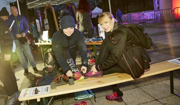 ISPO Munich Night Run vor der ISPO 2018