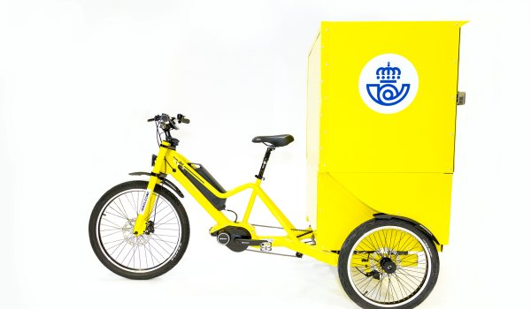 The E-Trikes should be able to cover up to 60 kilometres with one battery charge. Cooperation has started in five Spanish cities.