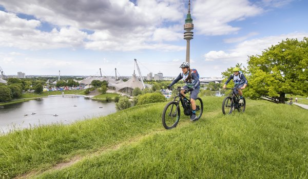 The E Bike Days took place in Munich from 25 to 27 May. ISPO.com was there and presents the latest trends of the e-bike world in pictures.