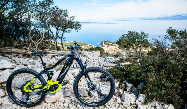 E-MTB expert Haibike is one of the first companies worldwide to use the new Yamaha PW-SE engine, which is installed in the new Sduro Fullseven LT from the Schweinfurt company.