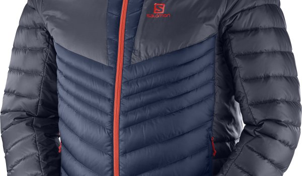 Haloes Down Jacket
