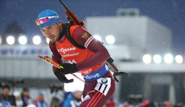 2) Anton Schipulin, 320,100 Instagram followers: Second place for the third best in the Biathlon Overall World Cup 2017/18. The Russian has been competing in the World Cup since 2009, where he consistently achieves good results. Only single gold at a major event is still missing. His sister is stronger: Anastasiya Kuzmina, who starts for Slovakia, is a three-time Olympic champion.