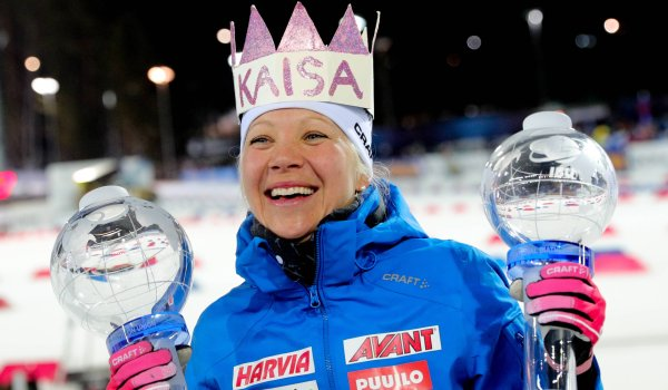 8) Kaisa Mäkäräinen, 136,400 Instagram Followers: The queen in the overall World Cup 2017/18 was Kaisa in the women's biathlon. At the age of 35, the Finn continues to be one of the world's best after deciding to continue her career in May 2018. Since her World Cup debut in 2005, Kaisa Mäkäräinen has won 23 individual races, a total of six medals at Biathlon World Championships and three overall World Cups.