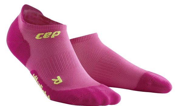 Die CEP Ultralight Socks electric pink für Frauen