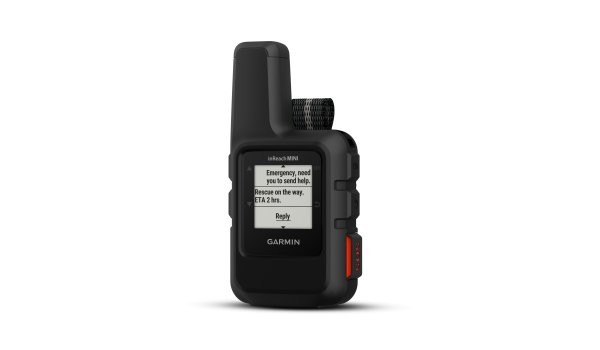"The Garmin inReach mini has been on the market since mid-2018. According to Peter Weirether, Garmin Head of Category Management DACH, its weight of only 100 grams makes it ""particularly suitable for companies with very limited luggage options""."