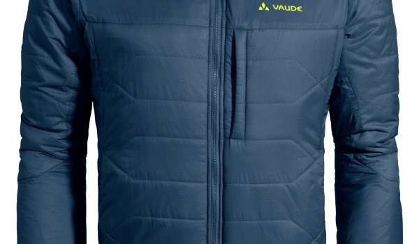 Vaude uses PrimaLoft® Bio™ in their new bio concept jacket.
