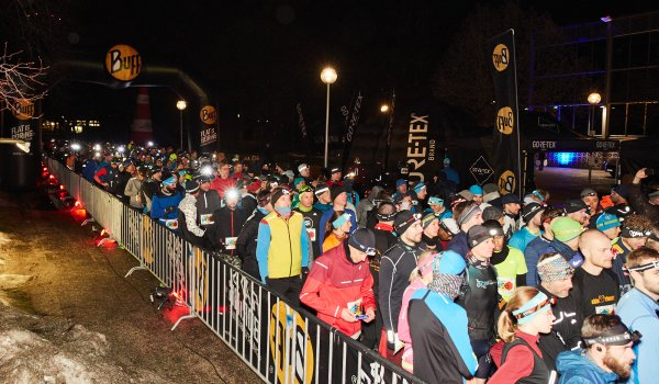 After the successful first edition with more than 500 runners in 2018, this year's ISPO Night Run presented by BUFF® was an even success with 650 participants.