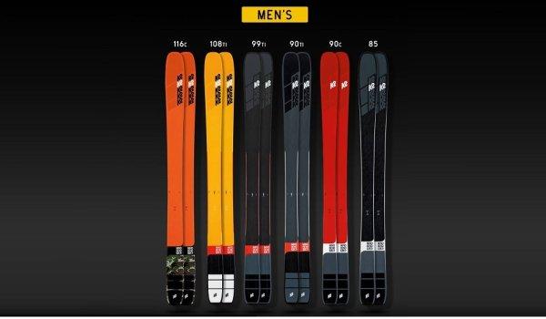 The six Mindbender models for men