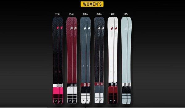 The six Mindbender models for women