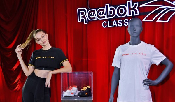 Reebok has 2.29 million Instagram followers