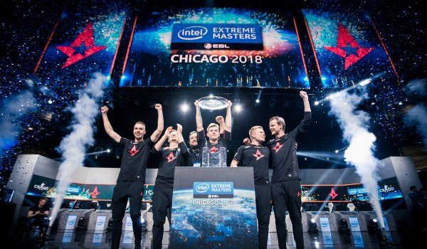 Intel has been a partner of ESL since 2000 and is sponsor of three eSports teams.