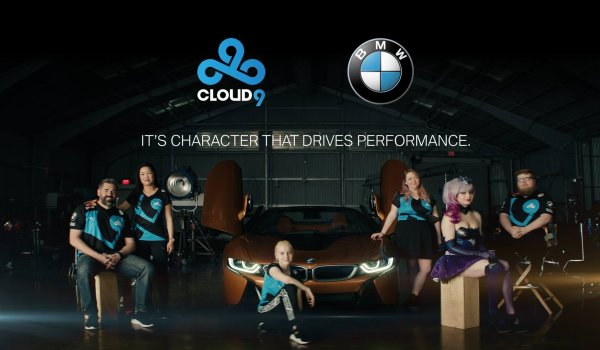 BMW began its eSports commitment as a sponsor of a tournament, but in March 2019 they entered into a sponsorship agreement with a single team for the first time.