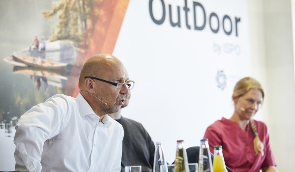Hauptpressekonferenz OutDoor by ISPO 2019