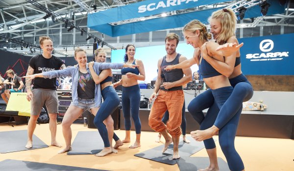 OutDoor by ISPO 2019 - Highlights 2. Day