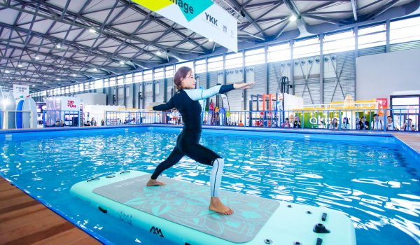 ISPO Shanghai 2019 Water Sports