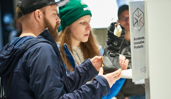 Accelerating innovative products - ISPO Award Gewinner präsentiert auf der ISPO Munich 2020