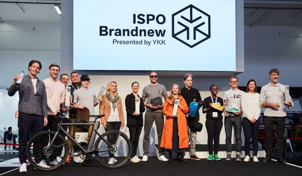 ISPO Munich 2020 - ISPO Brandnew group picture