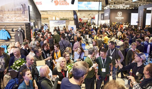 Booth Party at ISPO Munich 2020