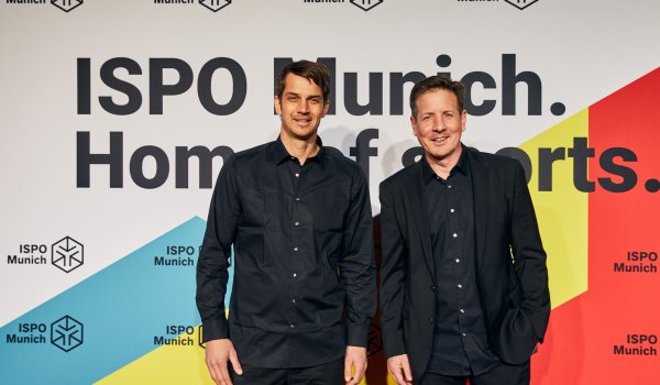 Martin Loer (Head of Retail BLACKROLL AG), Timo Perschke (Head of Sustainable Development Delta-Sport Hamburg)