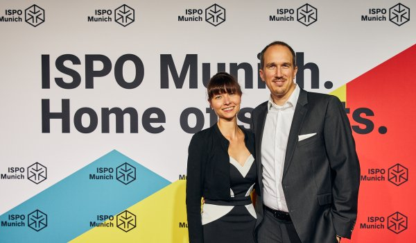 Dr. Jeanette Loos (Global ISPO Group Director), Runar Friedrich (Senior VP Group Transformation & Continuous Improvement, Pro7Sat.1 Media SE)