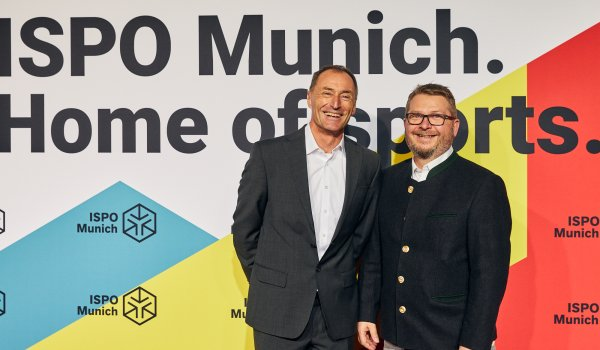 Uwe Bauer (Marketing GORE-TEX Brand), Stefan Müller (Salesleader Meindl GmbH & Co. KG)