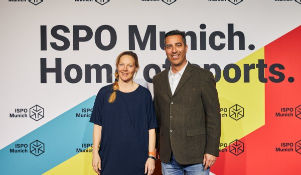 Tove Fritzel (VP Sales DPS Skis), Louis Boudrias (Global Sales Director DPS Skis)
