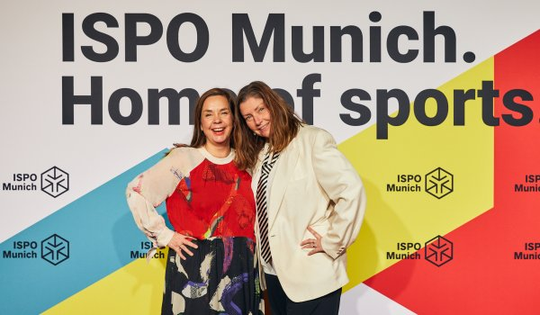 Hanna-Liisa Erkheikki (CEO Sport Retail and Wholesale Association), Sophie Roswall (Helping You Grow Int. Business AB)