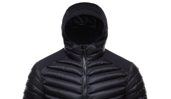 BLACKYAK – HYBRID INSULATION JACKET