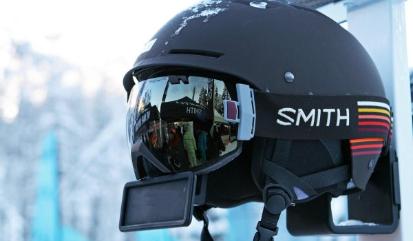 Pivot Helm, Smith.