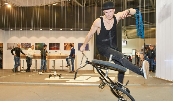 Stars at the ISPO MUNICH 2016