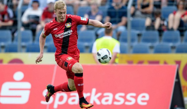 Barmenia sponsoring Bayer Leverkusen: The insurance company is paying around 6 million euros.