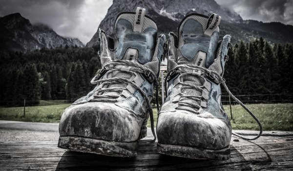 The developers at Hanwag are aiming to produce a sturdy and robust shoe, that is able to survive many years and a lot of hiking tours.