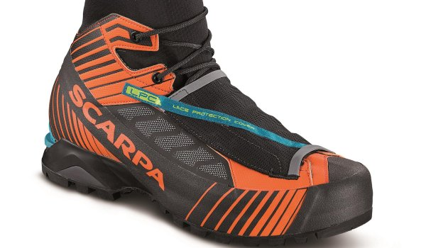 RIBELLE from SCARPA is steeled for every situation in the mountains – and wins in the category Outdoor.