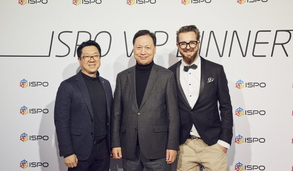 Brian Jung (Global Director Blackyak), Tae Sun Kang (Founder & CEO Blackyak) und Maximilian Nortz (Managing Director Blackyak)