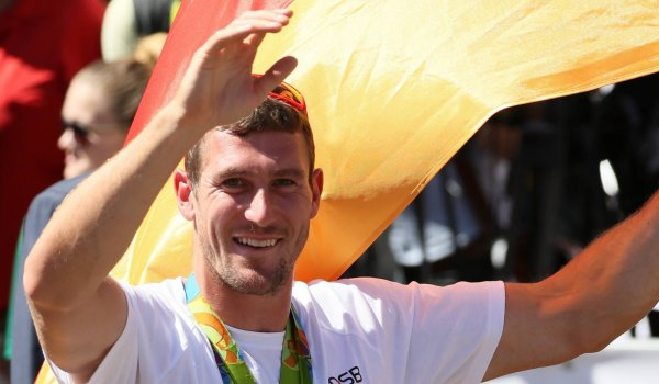 Transportation firm Go!, security enterprise Securitas and PCK chemicals - only three of Sebastian Brendel's partners. The German kayak Olympic champion is also supported by health insurance provider AOK and Germany's federal police sports fund.