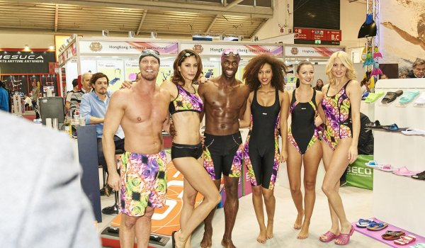 What's trendy and stylish when it comes to next years' swimwear? Get to know at ISPO MUNICH. We've got them all.