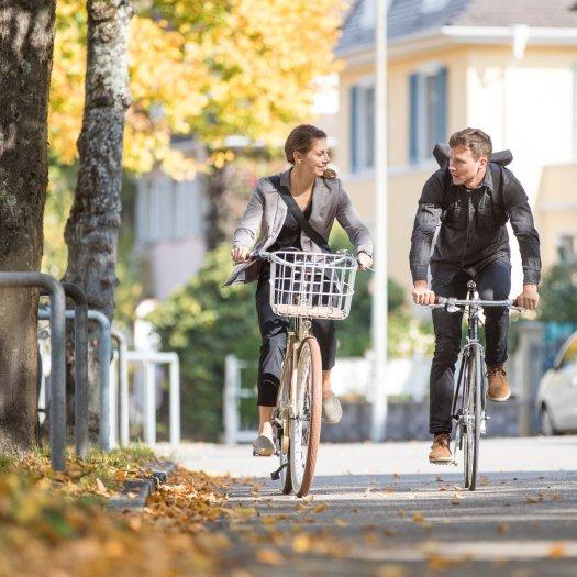 Noch herrschen geteilte Meinungen zum Thema Bike-Sharing in der Branche.